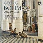 """Georg B""""hm: Orgelwerke (CD, Sep-2011, Ricercar)"""