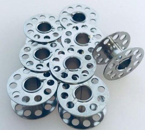 aus Metall für Singer Nähmaschinen Brilliance 6180 8 Spulen 6280 6160... CB