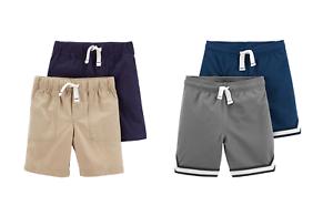 NEW-Carters-Boys-2-Piece-Shorts-Set