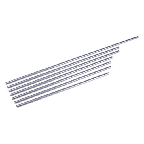 Optical Axis Smooth Rod Linear Bearing Shaft Rail Fit for 3D Printer Guide Slide