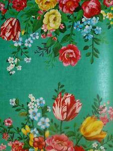 Pip-Studio-Papier-Peint-Polaire-341046-Floral-vert-Fleurs-Bouquet-de-fleurs