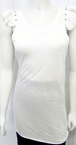 mousseline shirt blanche soie en Thomas de T Wylde fnq7wIZA