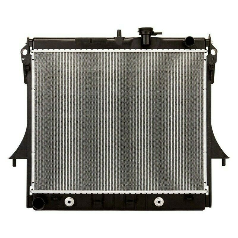 New Radiator Assembly Aluminum and Plastic Automatic or Manual for Hummer H3 06-08