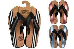 Children-amp-Adult-Summer-Flip-Flops-Rebel-Beach-Slides-Pool-Shoes-Eva-Sandals