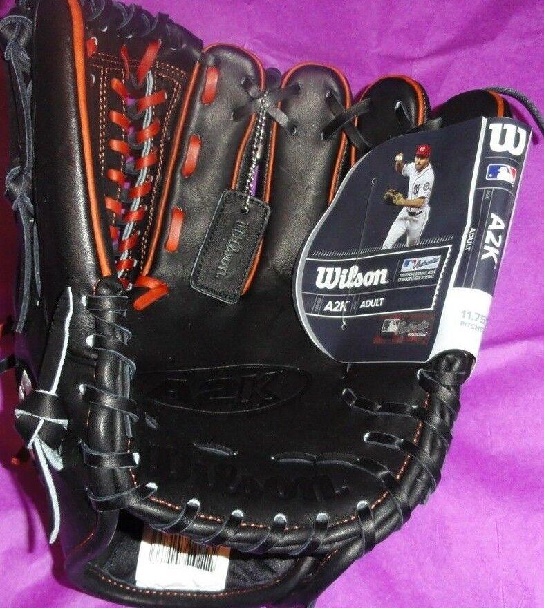 Wilson A2K D33 Super Skin 11.75