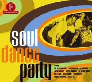 Soul-Dance-Party-The-Absolut-Various-NEW-CD