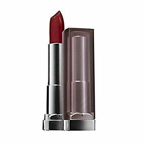 Maybelline New York Color Sensational Red Lipstick Matte Lipstick - Divine Wine