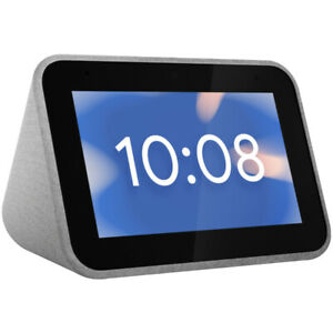 Lenovo-Smart-Clock-With-Google-Assistant-Grey