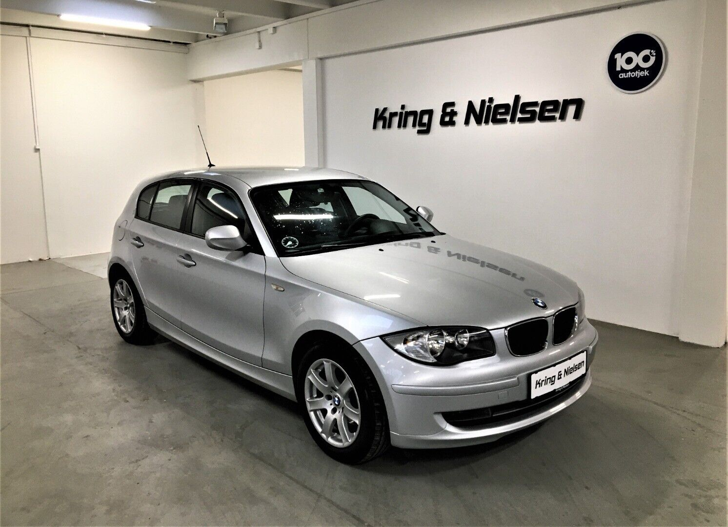 BMW 118d 2,0 Steptr. 5d - 89.995 kr.
