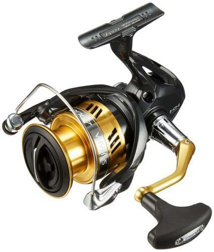 Shimano SHORE JIGGING Fishing 17 SAHARA 4000XG Fishing JIGGING REEL From JAPAN d614ff