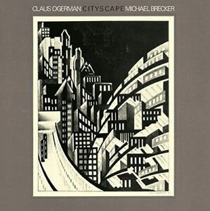 Claus-Ogerman-amp-Michael-Brecke-Cityscape-NEW-CD