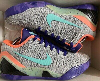 Nike Kobe IX 9 Elite ID EYBL Unreleased