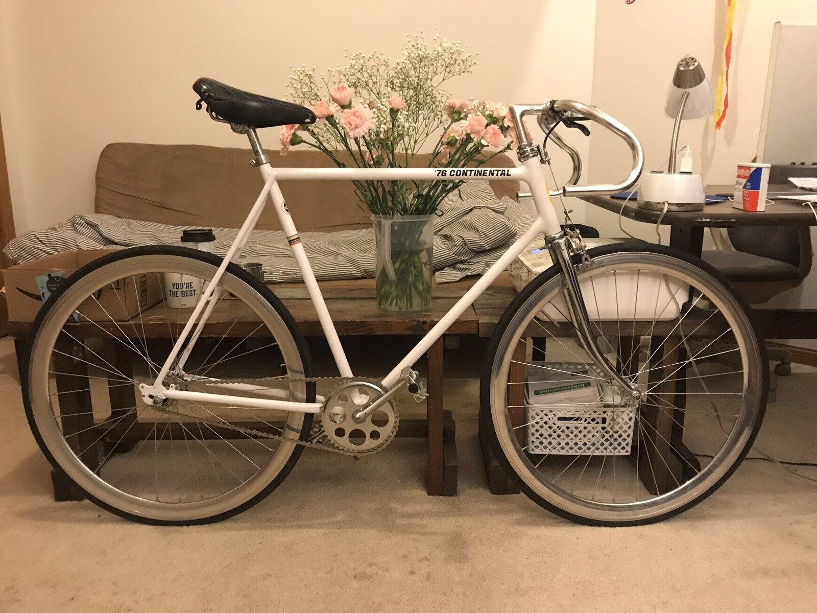 Schwinn Continental Fixedgear Singlespeed Bike Bicycle