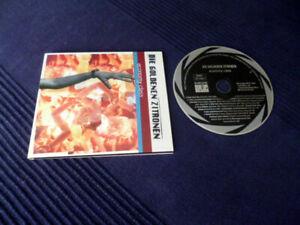 CD Die Goldenen Zitronen - Economy Class 1996 Muss Ja Hände Hoch Papa Kamerun