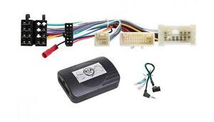 renault trafic autoradio adapter auto radio adapter lenkrad adapter kabel ebay. Black Bedroom Furniture Sets. Home Design Ideas