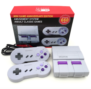 Classic-Nintendo-System-Built-in-660-NES-Games-Mini-Edition-8-Bits-New