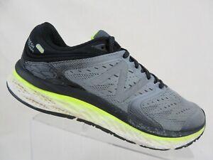 NEW-BALANCE-1080-Fresh-Foam-Grey-Sz-9-D-Men-Running-Shoes