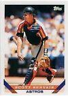 1993 Topps Scott Servais 36 Baseball Card