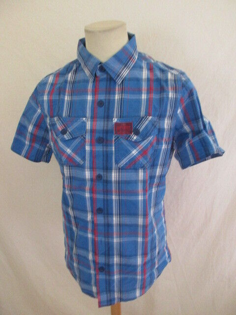 Shirt Superdry bluee Size M to - 54%
