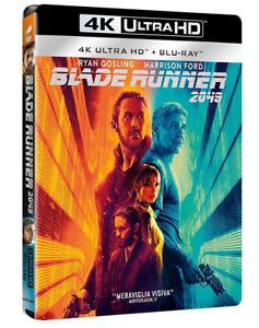 Blade Runner 2049 Blu Ray 4k Uhd Blu Ray Harrison Ford Ryan