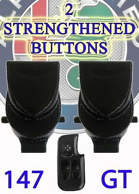 STRENGTHENED Window buttons Alfa Romeo 147 and GT pushbutton switch