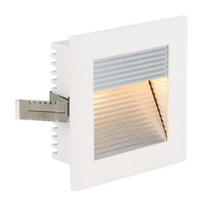 Intalite-PLAT-CADRE-CURVE-encastre-lampe-murale-carre-blanc-G4-maximum-20W