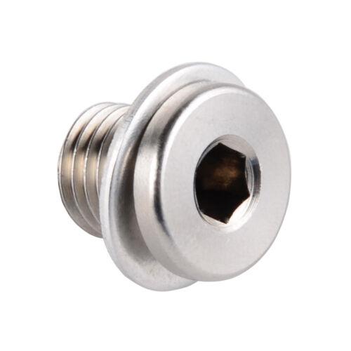 Engine Oil Drain Plug Bolt w// Washer For Polaris Sportsman 450 570 600 700 800
