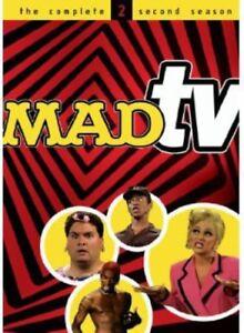 MADtv-la-Segunda-Temporada-Completa-DVD-NUEVO