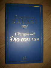 GIANFRANCO RAVASI -  I VANGELI DEL DIO CON NOI - ED:PAOLINE - ANNO:2009 (OB)