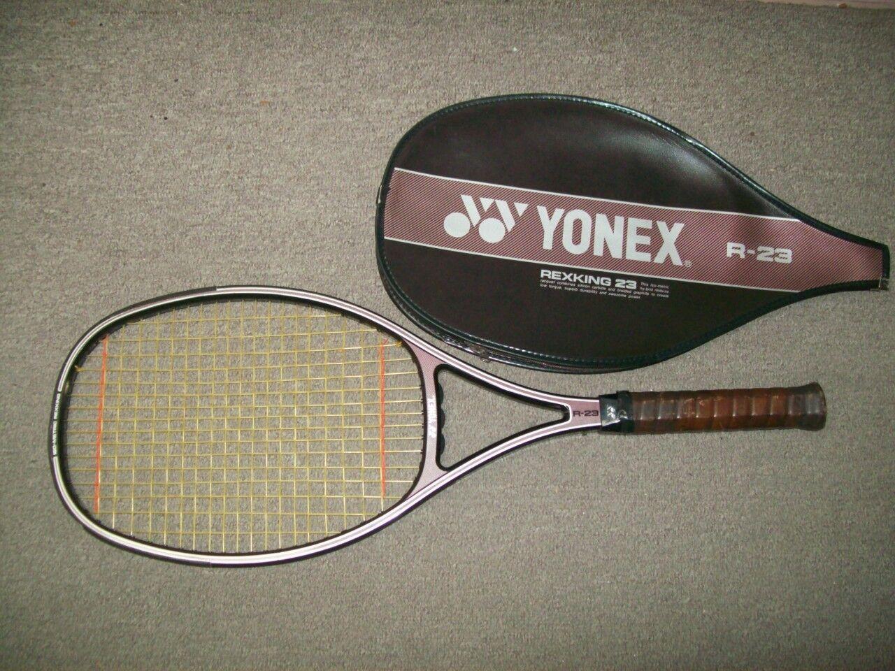 Yonex R-23 medianas 4 1 2  Raqueta De Tenis  Sin impuestos