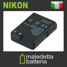 EN-EL14 Batteria Alta Qualità per Nikon Coolpix P7800 Digital Reflex D3100