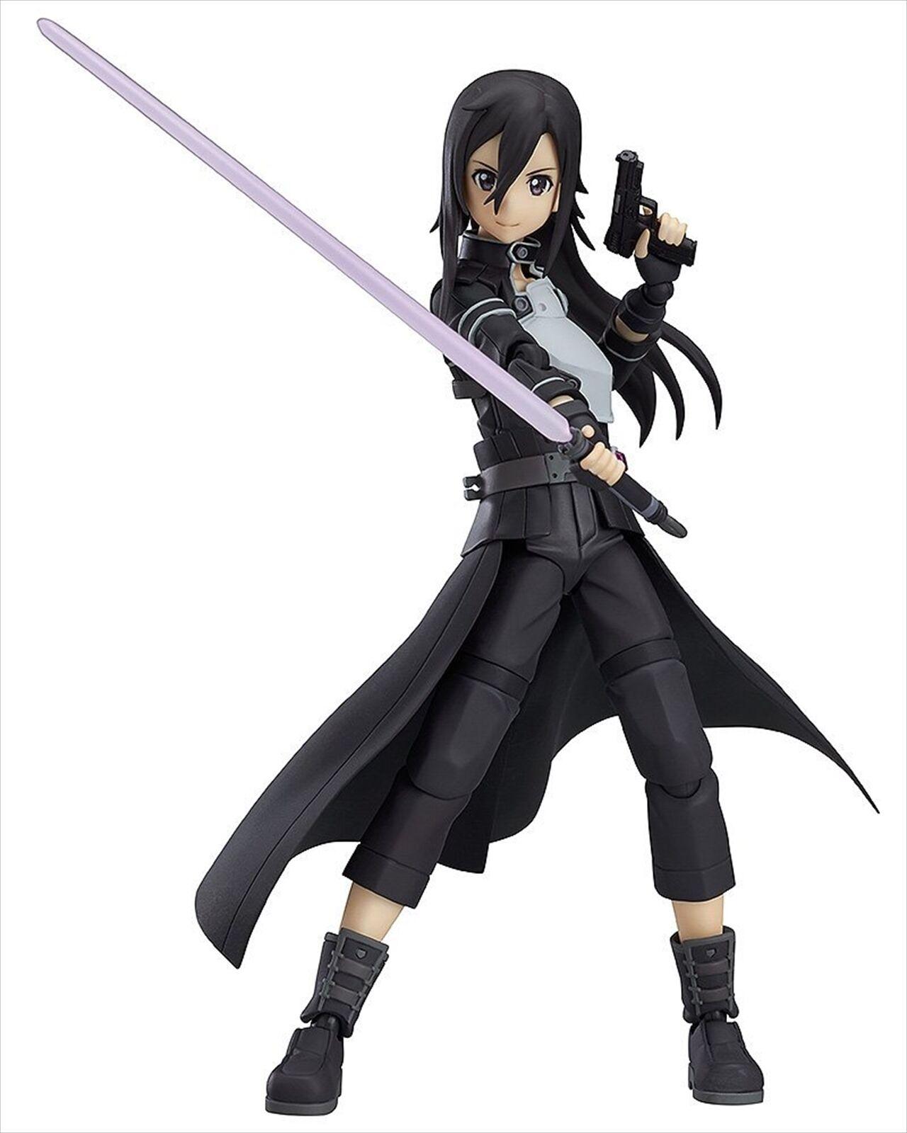 MAX Factory figma Sword Art Online II Kirito Gun Gale Online Ver. Action Figure