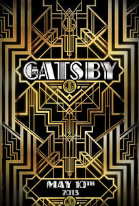 Image is loading The-Great-Gatsby-Movie-Pop-Art-Deco-Poster- & The Great Gatsby Movie Pop Art Deco Poster Wall Fabric Canvas 1170 ...