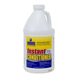 Natural Chemistry Instant Conditioner 1 Gallon Of Natural
