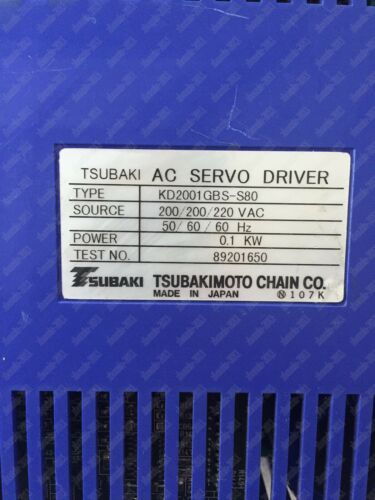 Details about  /1pc used  KD2001GBS-S80