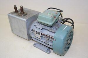 Old-GDR-Pump-Vacuum-Pump-Fully-Functional