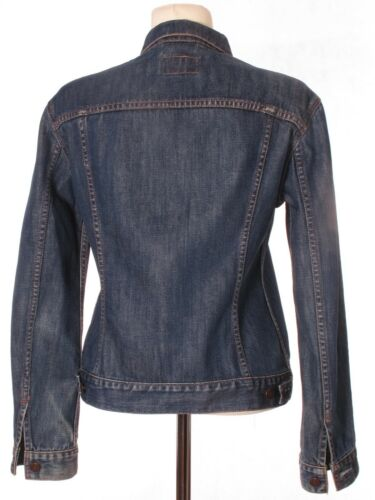 da 0402 Lvc donna 70590 Vtg Levis Girls Large For L Rider blu Jacket M XSxA8Rwgq