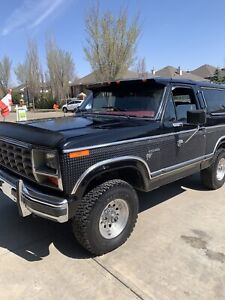 1980 Ford BRONCO  -  PENDING