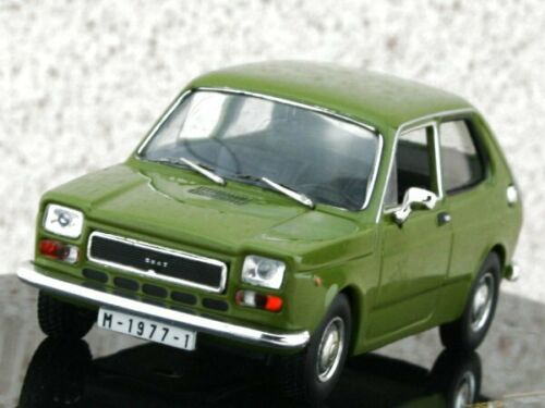 IXO 1:43 SEAT 127 Like Fiat 127-1974 green