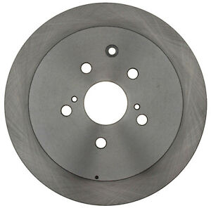 Non-Coated-Disc-Brake-Rotor-fits-2011-2016-Toyota-Sienna-Highlander-ACDELCO-ADV