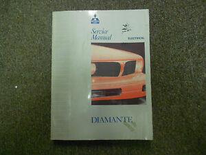 image is loading 1992-1994-mitsubishi-diamante-service-manual-volume-2-
