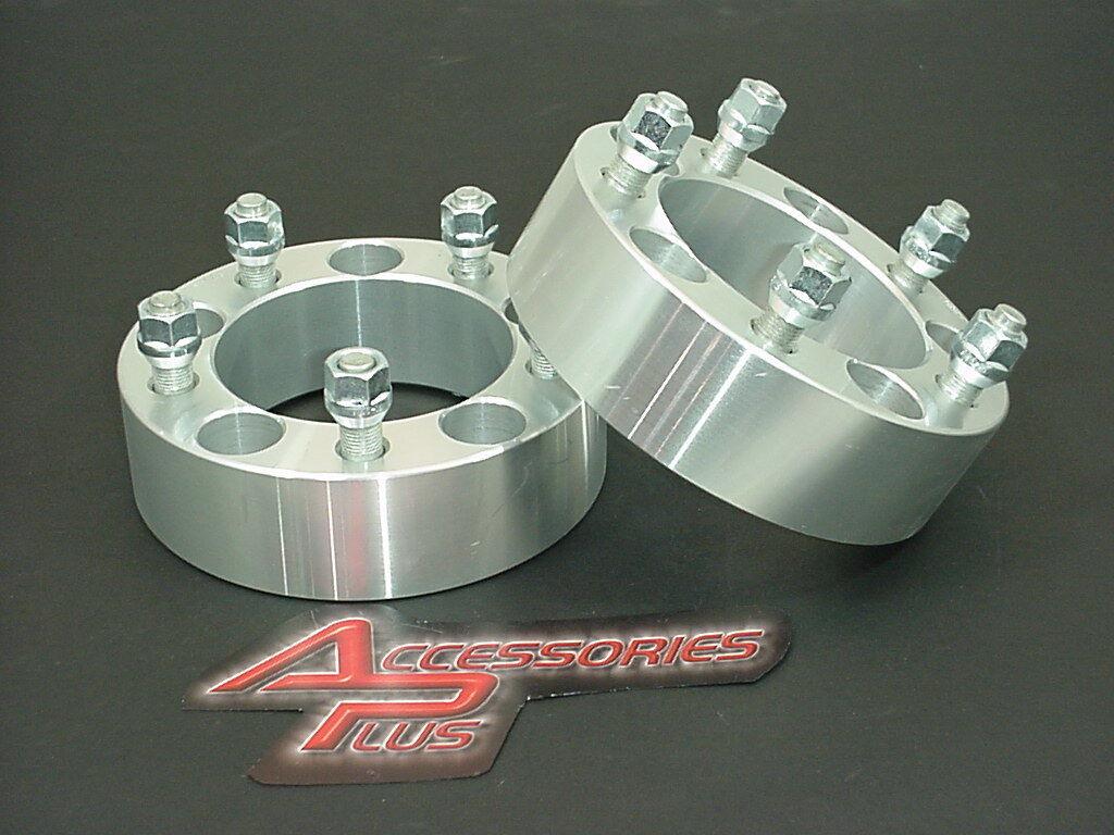 2 Pc F-150 5x5.50 Wheel Spacers 1.50 Inch # AP-5550C1//2-2
