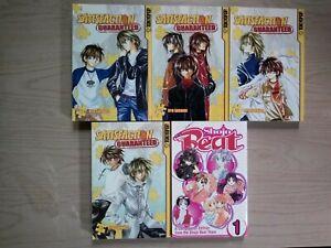 Satisfaction-Guaranteed-1-3-5-Lot-of-5-Shojo-Manga-English-16-Ryo-Saenagi