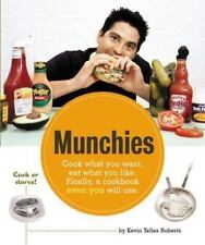 Munchies Cook What You Want Eat What You Like Finally a Cookbook Even u Will Use
