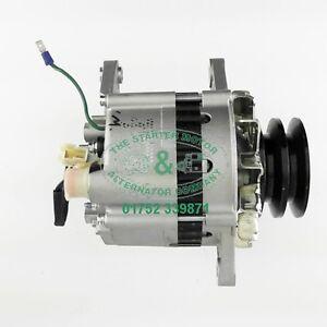 Nissan-Fork-Lift-25-Amp-Hitachi-ALTERNATOR-LR225-84T