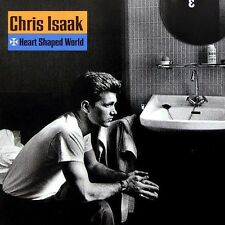 Chris Isaak - Heart Shaped World - UK CD album 1989