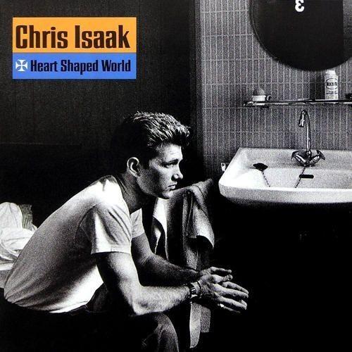 Chris Isaak - Heart Shaped World - UK CD album 1989