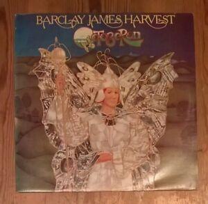 Barclay-James-Harvest-Octoberon-Vinyl-LP-Album-33rpm-1976-Polydor-2442-144