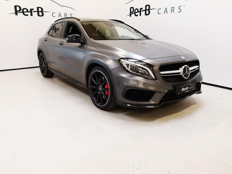 Mercedes GLA45 2,0 AMG aut. 4-M 5d