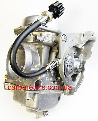 Keihin CVK 32 carburetor with manual choke plunger  New